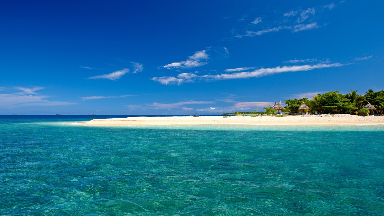 South Sea Island Fiji Accommodation