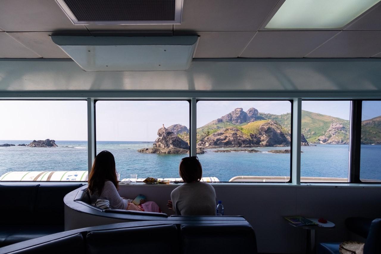 Fiji Yasawa Island Resort Connections | Awesome Adventures Fiji